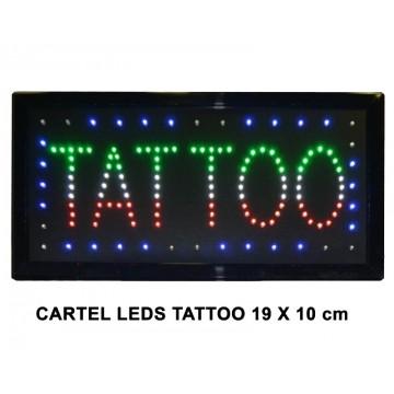 Cartel led Tattoo