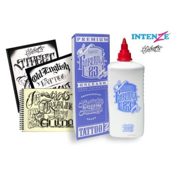 Intenze Formula 23 Black 12 oz