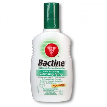 Bactine Spray Bottle 5oz
