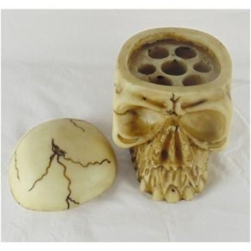 Portacups skull