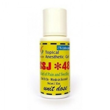 Anestésica gel 45g