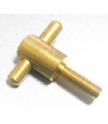 brass grip front screw