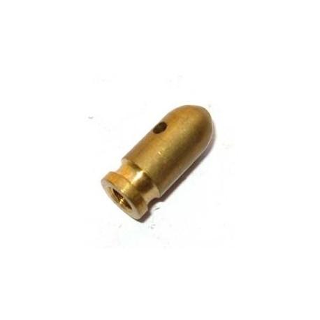 brass rear post