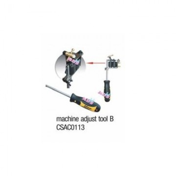 steel machine adjust tool