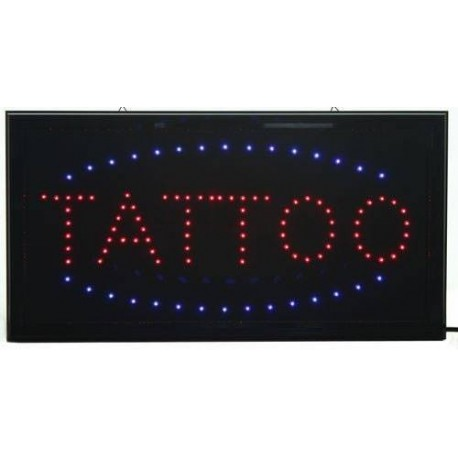 Cartel Tattoo LED