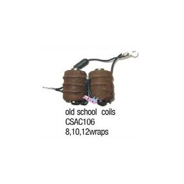 32mm brown coils