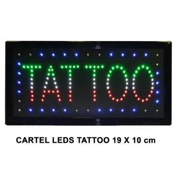 Cartel led Tattoo
