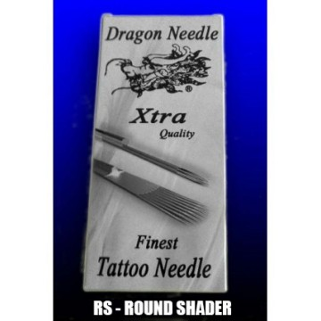Dragon Extra RS- Round Shader