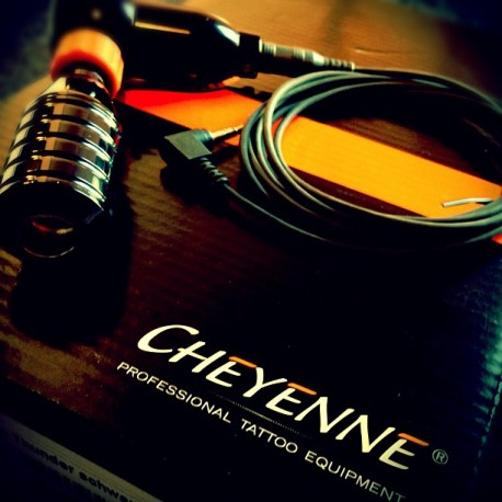 Cheyenne Hawk Spirit thunder tattoo